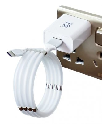 type c super calla magnetic cable in bd