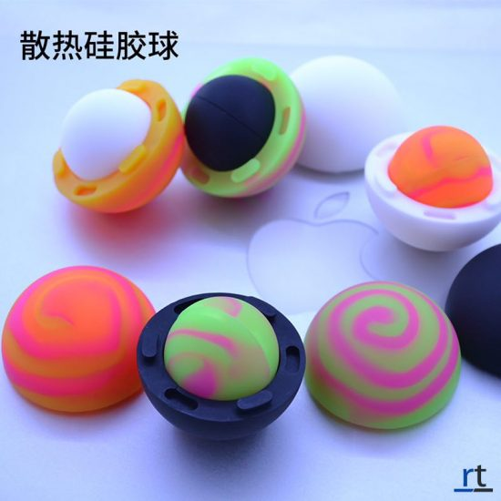 Silicone Ball/ Laptop Stand/ Cooling Ball