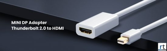 Thunderbolt/2 to HDMI Adapter/Converter for MacBook