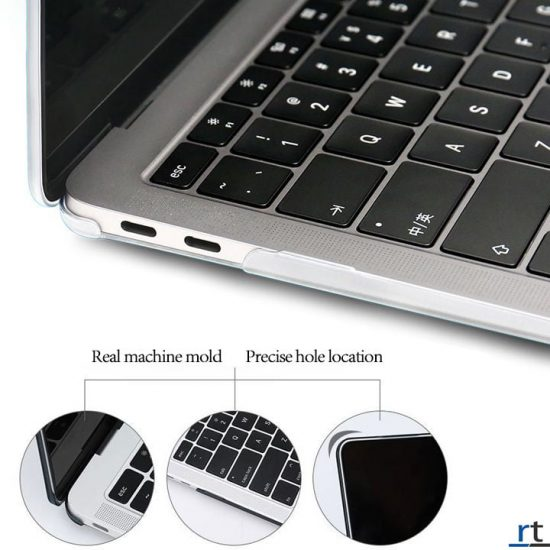 MacBook Air & Pro Crystal Case Hard Cover