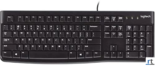 Logitech K120 USB Wired Keyboard with Bangla Supported