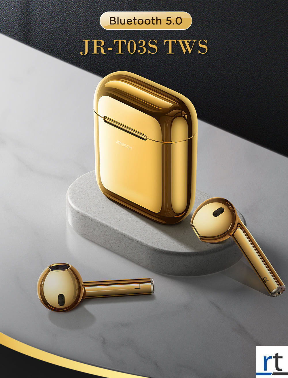 joyroom t03s tws earphone price in bd