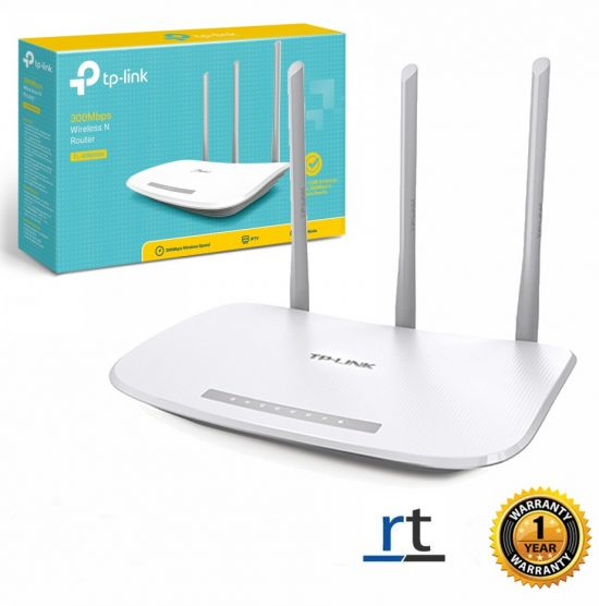 TP-Link TL-WR845N 3 Antenna 300Mbps Wireless N Router