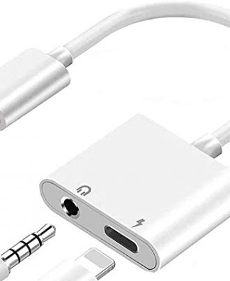 iphone ipod ipad 3.5mm jack and charger adapter price in bd