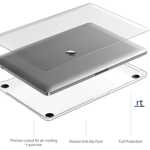 macbook crystal case shield in bd
