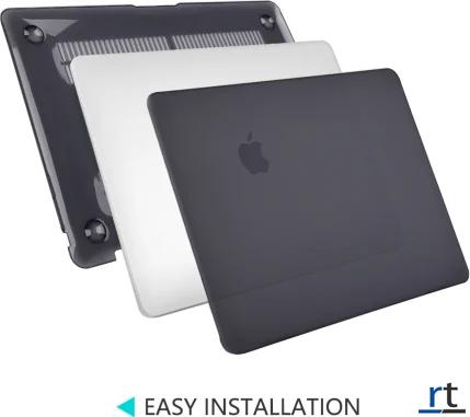 MacBook Air & Pro Matte Black Shield Case